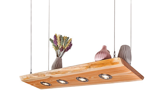 Lärchen Led Hängelampe 80cm - 150cm Smart Home