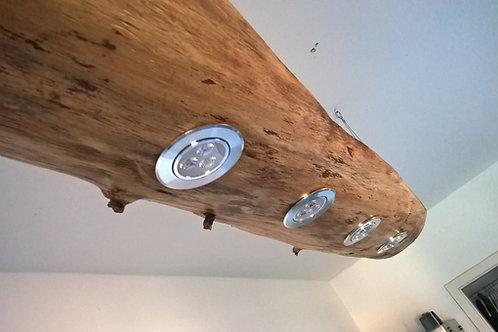 Lärchenholz Lampe 120cm Limitiert