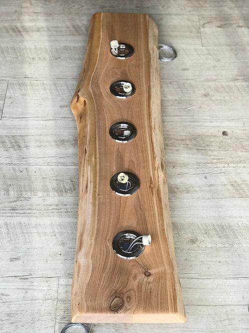 Schwarzkirsche 120cm 5 LEDs Nr. 23