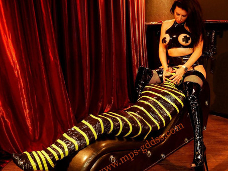 Interview about session with Mistress PS  Chapter 3