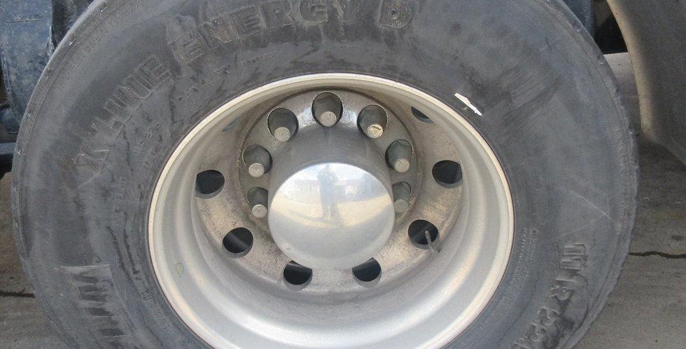 11R/22.5 Michelin Tires & Rims