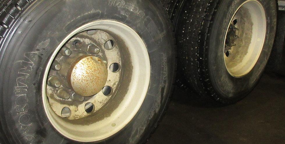 11R 22.5 Yokohama Tires & Rims