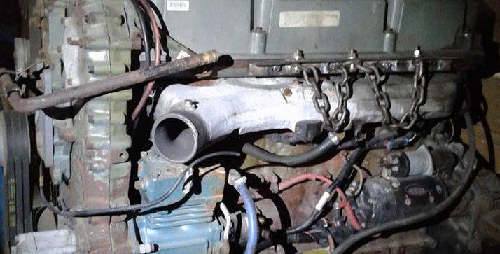 Detroit DDEC 3 Engine (2003)