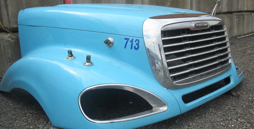 Freightliner Columbia Hood (2007) Blue