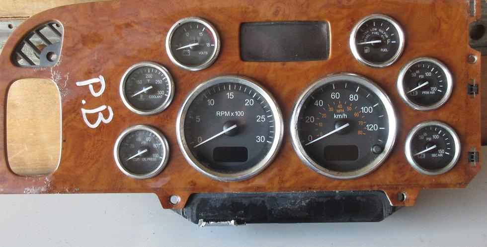 Peterbilt Dash Panel | OEM #: Q43-6001-103008/S64-6021-100
