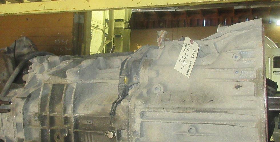 Detroit DT12 Automatic Transmission (2018)