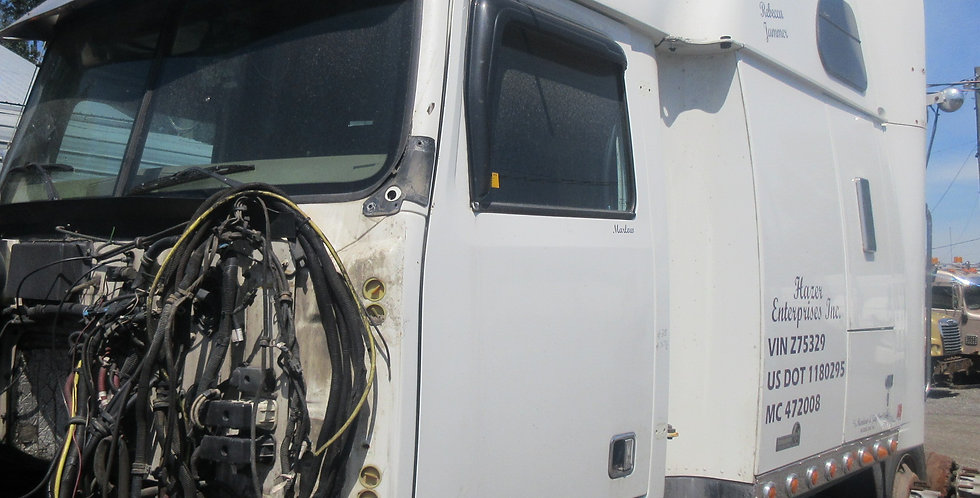 Western Star Bunk - White | Meritor 40K - 3.73 Ratio