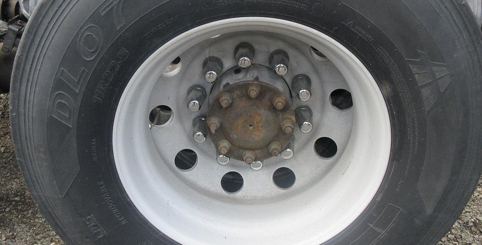11R/22.5 Hankook Tires & Rims