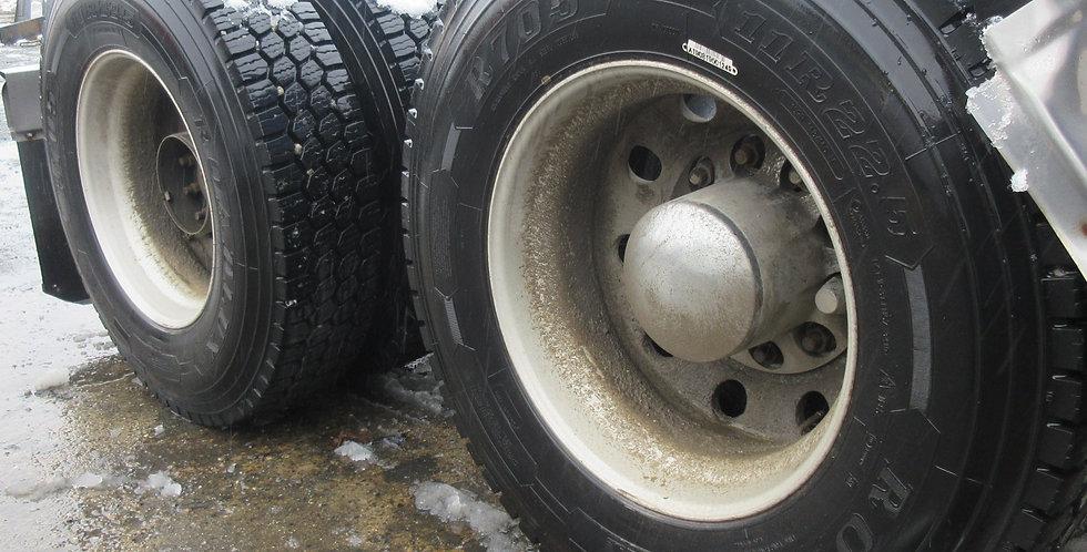 11R 22.5 Roadlux Tires & Rims