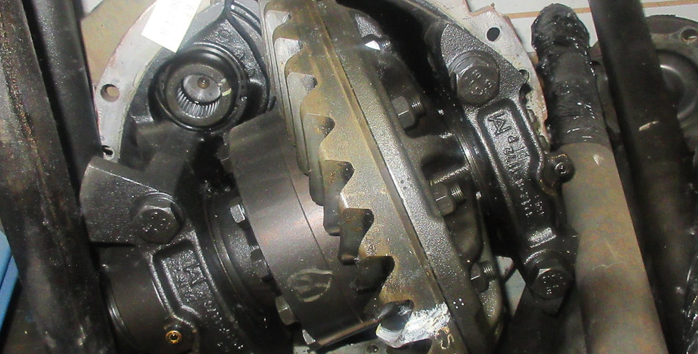 46,000 lbs Meritor Differential