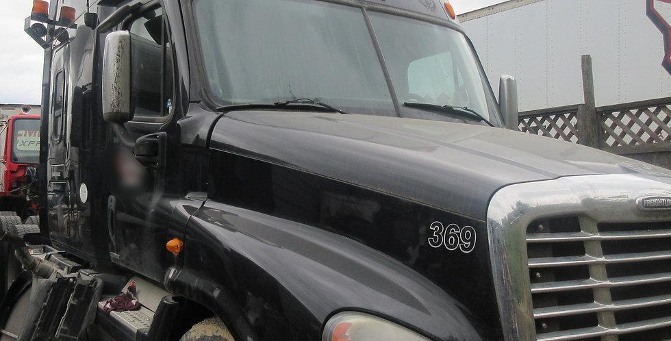 Freightliner Cascadia - Black (2011)