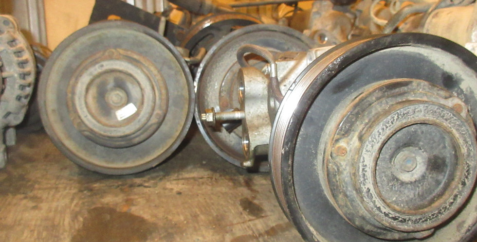 Detroit DD15 AC Compressors
