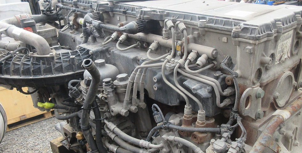 Detroit DD15 Engine (2016)