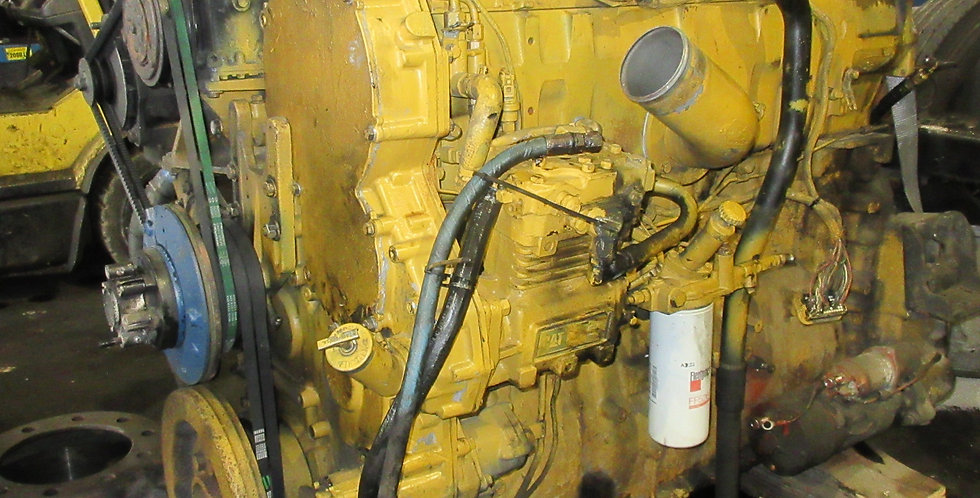CAT 6NZ C-15 Engine (2003)