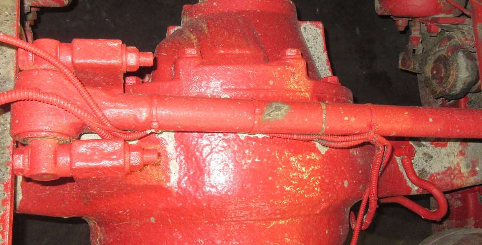 40,000 lbs Meritor/Rockwell Rear Differential - 3.55 Ratio (2010) - DSP 41