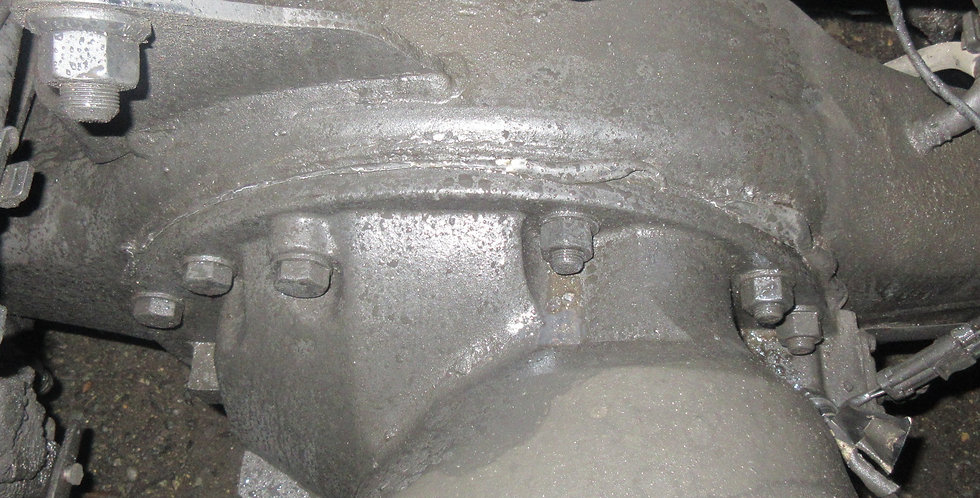 40,000 lbs Meritor/Rockwell Front Differential - 3.36 Ratio (2015) | MT40-14X*D
