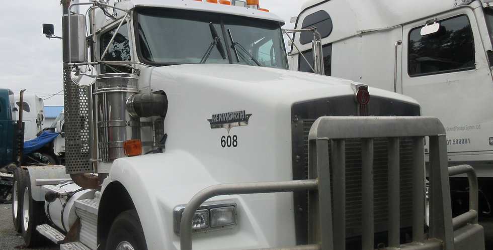 Kenworth T800 Day Cab (2008)