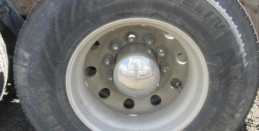 22.5 Michelin Tires & Rims