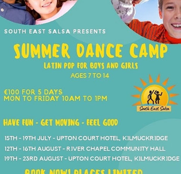 Kids Summer Dance Camps