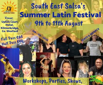 🌞 Summer Latin Festival 🌞