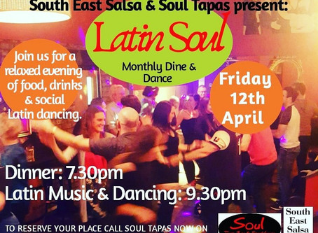 Dine and Dance in Soul