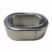 Stainless Steel Magnetic Oval Ball Weight
