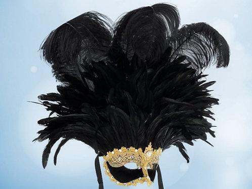 Grand Black Plume