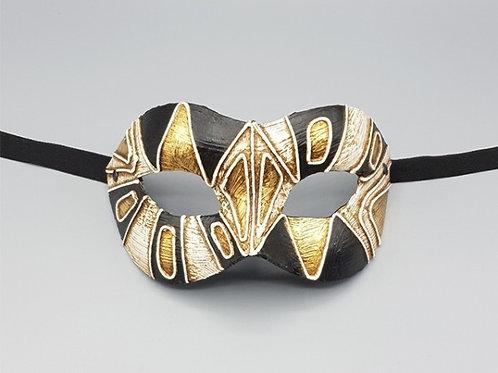 Venetian Art Deco Ball Mask