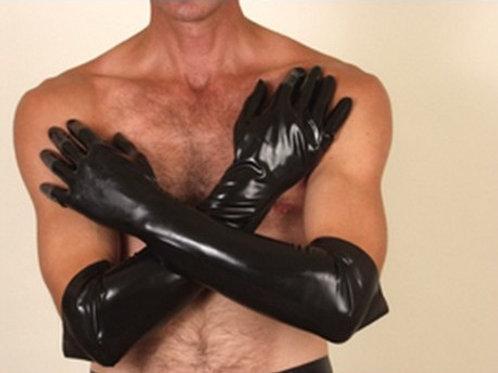 Long Rubber Gloves