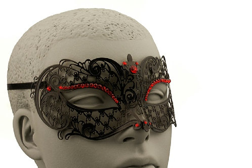 Filigree Mask 5