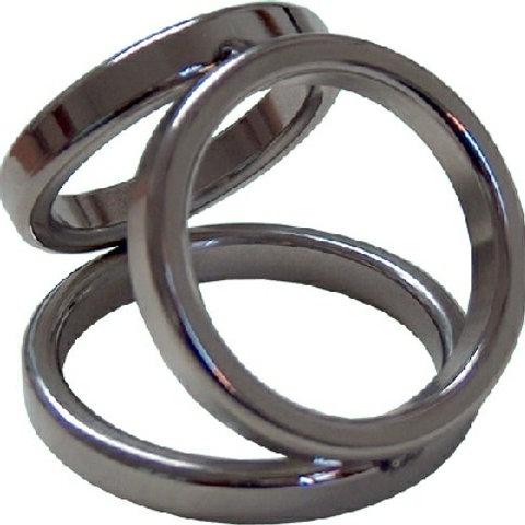 Triple Cock Ring