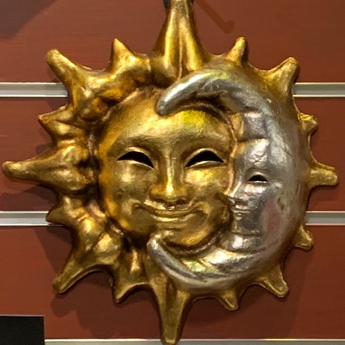 Sun / Moon wall mount