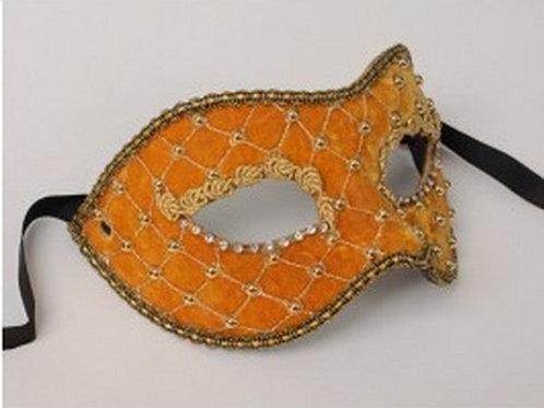 Masq Ball mask gold