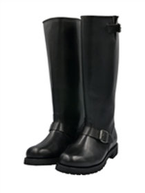Mister B Leather Bike Boots