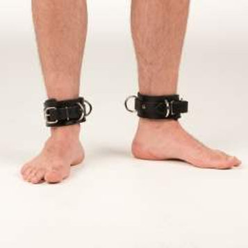 Ankle Leather Restraints