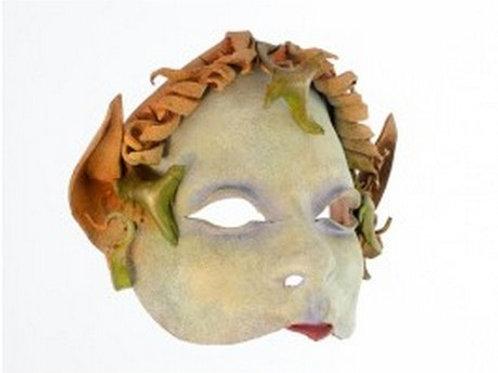 Leather Mask Elf