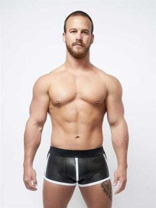 Neoprene Full Zip Shorts