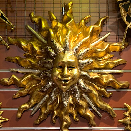 Giant Sun Wall Mount