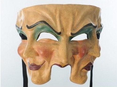 Costume Three Faces
