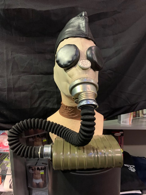 Gas Mask Assembly  (Russian)