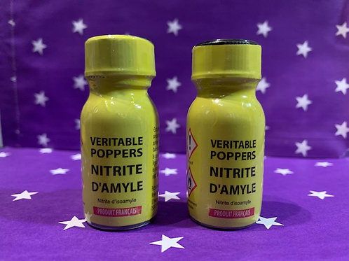2 Yellow Blend ( Amyl Nitrate ) 2 Bottles.