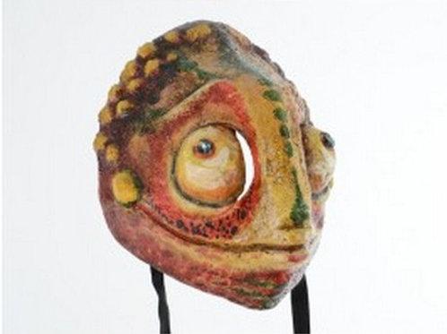 Venetian Mask of Chameleon