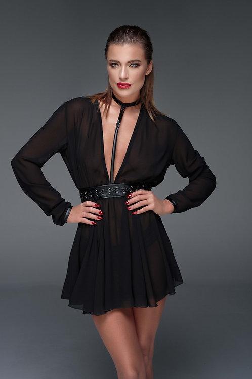 Noir Handmade Classy Dress