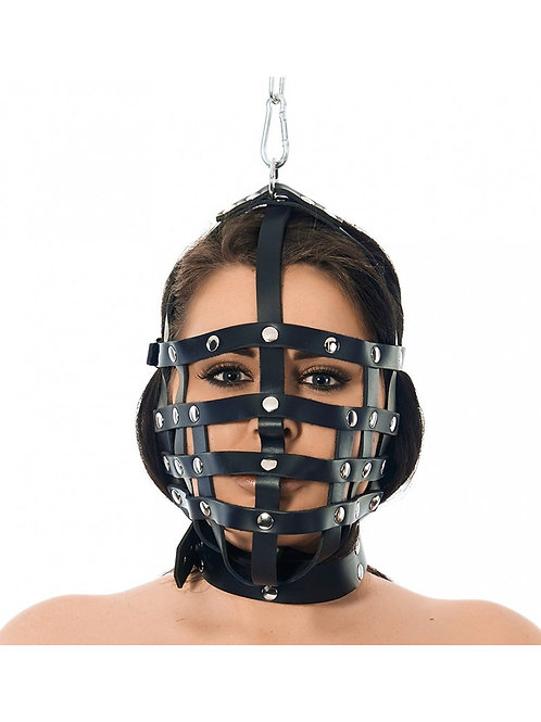 Leather Strap Mask