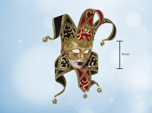 Venetian Jester Miniature Wall Mounted