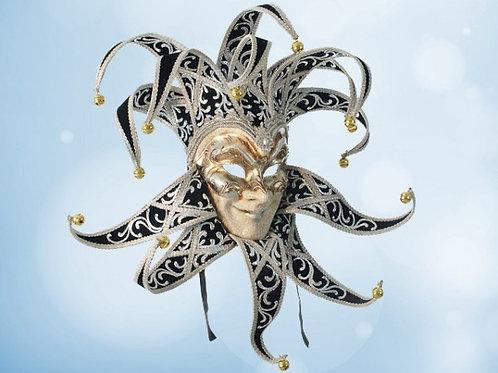 Venetian Grand Joker in Gold & Black