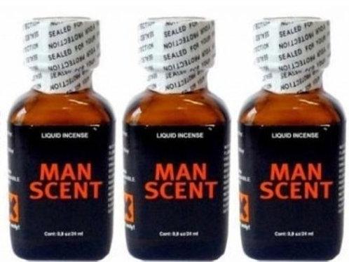 Man Scent ( 2 bottles )