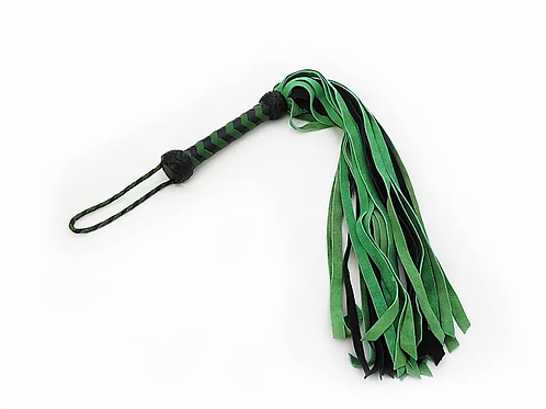 Leather Suede Flogger