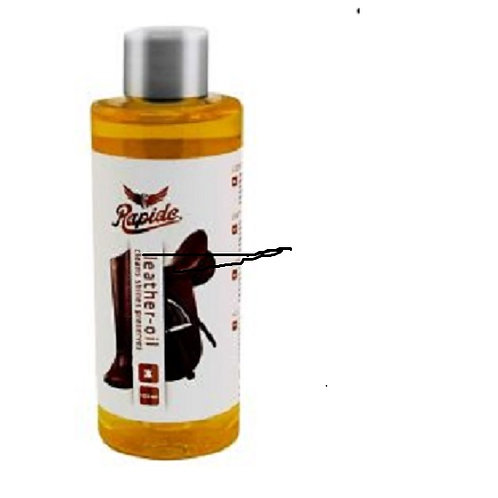 Leather protective Oil.