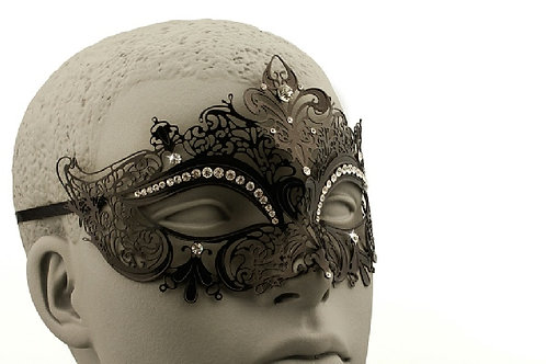 Filigree Mask 4